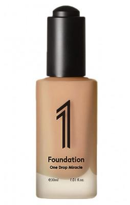 Тональная основа для лица 1 Foundation One Drop Miracle Air Tint оттенок #Y24: фото