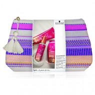 Набор Schwarzkopf Professional BC Bonacure SUN Protect в косметичке: Солнцезащитный спрей,100 мл + Шампунь для волос и тела 100 мл + Маска для волос после солнца 2-в-1 75 мл: фото