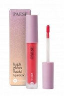 Помада жидкая PAESE High gloss liquid lipstick NANOREVIT 53 Spicy Red: фото