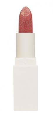 Матовая помада для губ с частицами блёсток Holika Holika Crystal Crush Lipstick 01 Better Than Beige 3,3 г: фото