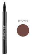 Маркер для бровей CC Brow 3D BROW LINER brown: фото