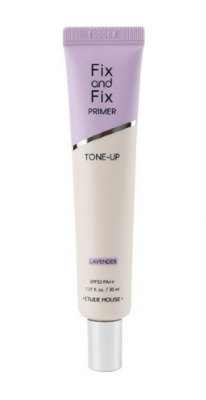 Праймер для лица ETUDE HOUSE FIX&FIX Tone Up Primer #3 30мл: фото