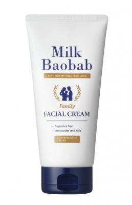 Крем для лица для всей семьи Milk Baobab Family Facial Cream 160г: фото